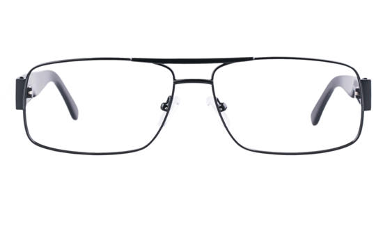 Vista First 1634 Stainless steel/ZYL Mens Full Rim Optical Glasses