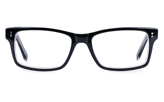 Vista First 0863 Acetate(ZYL) Mens Full Rim Optical Glasses