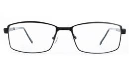 Poesia 6676 Stainless Steel Mens Full Rim Optical Glasses