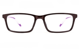 Poesia 3137 Polycarbonate(PC) Mens Full Rim Optical Glasses