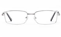 Poesia 6663 Stainless Steel Mens & Womens Full Rim Optical Glasses