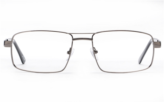 Poesia 6063 Stainless Steel Mens Full Rim Optical Glasses