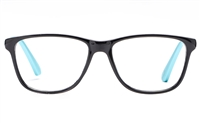 Poesia 3124 Propionate Womens Full Rim Optical Glasses