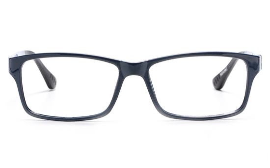 Poesia 3114 TCPG Mens & Womens Full Rim Optical Glasses