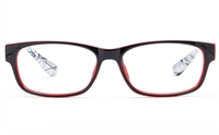 Poesia 3130 Polycarbonate(PC) Mens & Womens Full Rim Optical Glasses