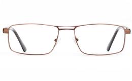 Poesia 6662 Stainless Steel Mens Full Rim Optical Glasses