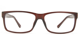 Poesia 3128 Propionate Mens Full Rim Optical Glasses for Fashion,Classic,Party Bifocals