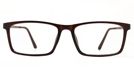 Poesia 7022 TR90/ALUMINUM Mens Full Rim Optical Glasses