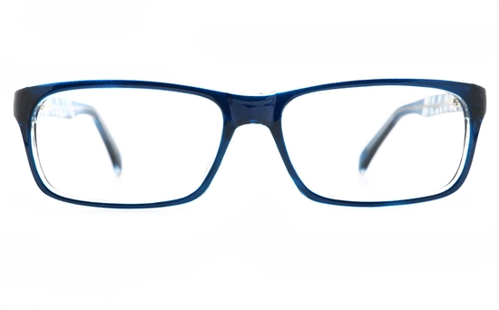 Poesia 3139 TCPG/Propionate Mens Full Rim Optical Glasses