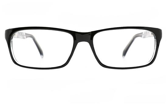 Poesia 3139 TCPG/Propionate Mens Full Rim Optical Glasses