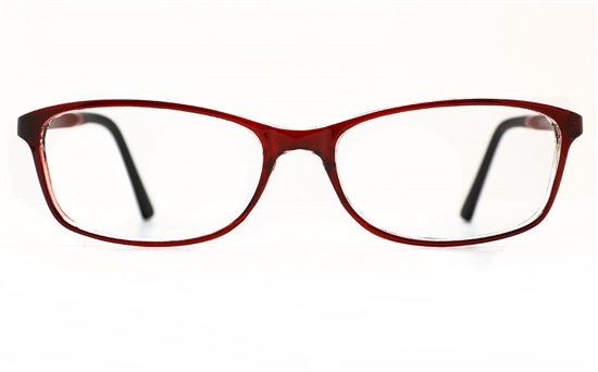 Poesia 7026 TR90/ALUMINUM Womens Full Rim Optical Glasses