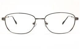 Poesia 6671 Stainless Steel Womens Full Rim Optical Glasses