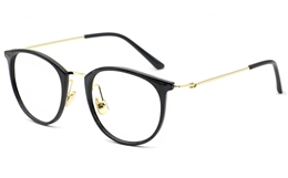 Round Unisex Eyeglasses frames 0305 for Fashion,Classic,Party Bifocals