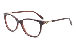 Oval prescription Glasses Online 0216