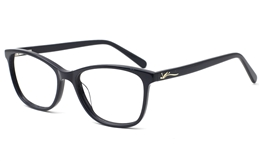 Womens Eyeglasses Oval Frames0210 for Fashion,Classic,Party Bifocals