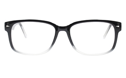 Poesia 3144 PLASTIC Mens Full Rim Optical Glasses for Fashion,Classic,Nose Pads Bifocals
