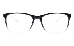 Poesia 3129 Polycarbonate(PC) Womens Full Rim Optical Glasses for Fashion,Classic,Party Bifocals