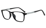 TR90/ALUMINUM Womens Full Rim Glasses 7027