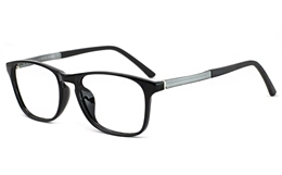 TR90/ALUMINUM Womens Full Rim Glasses 7027 for Fashion,Classic,Party,Sport Bifocals
