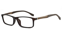 Mens & Womens Glasses TR90/ALUMINUM Full Rim 7028