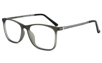 Unisex Glasses TR90/ALUMINUM Full Rim 7029