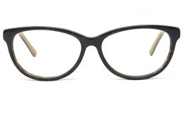 Oval Womens Glasses 0882
