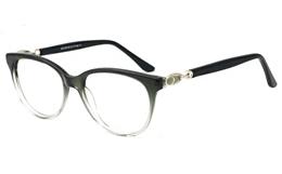 Womens Round Prescription Glasses 0303