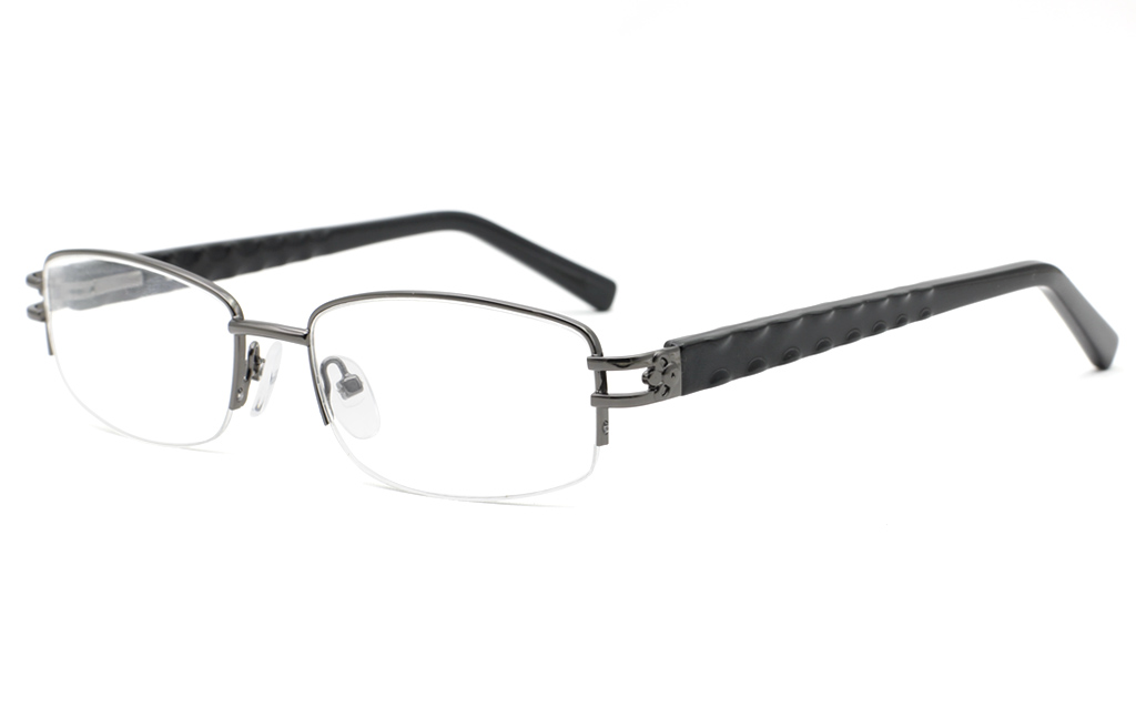 Womens Half Rim Glasses 6679