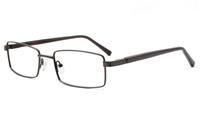 Mens Rectangular Glasses 6073