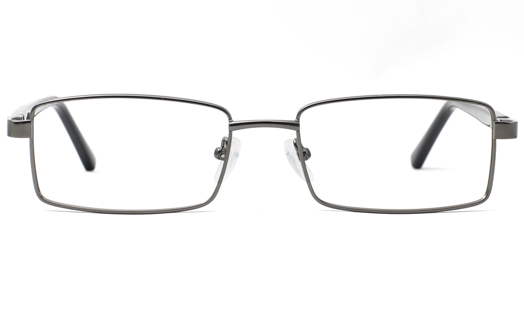 Mens Rectangular Glasses 6073