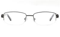 Womens Half Rim Glasses 6679