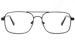 Mens Double Bridge Eyeglasses 6678 for Fashion,Classic,Party Bifocals