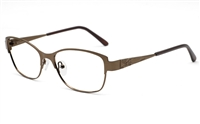 Womens Stainless Oval glasses 6677