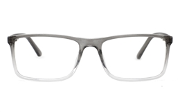Rectangle Unisex Glasses