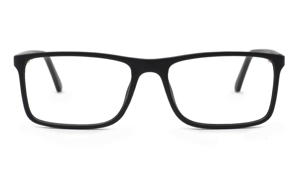 Rectangle Unisex Glasses