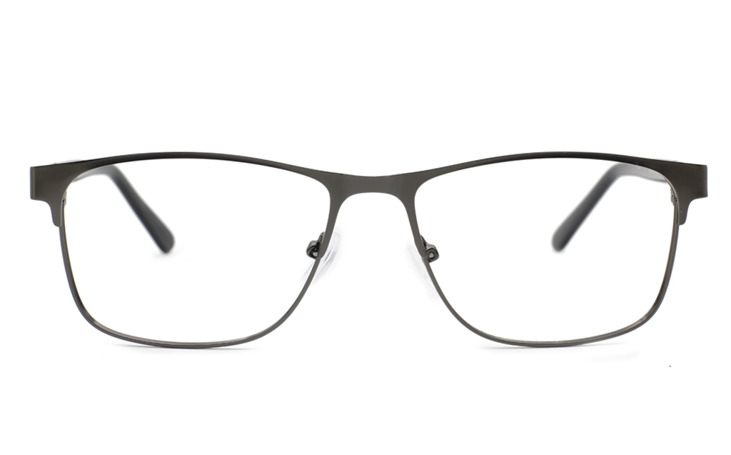 Unisex Oval Glasses