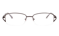 Half Rimless Women Glasses