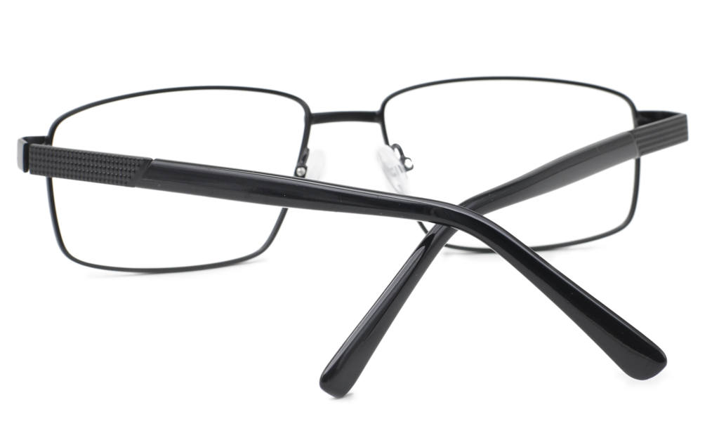 Eye glasses Metal Frames 6076