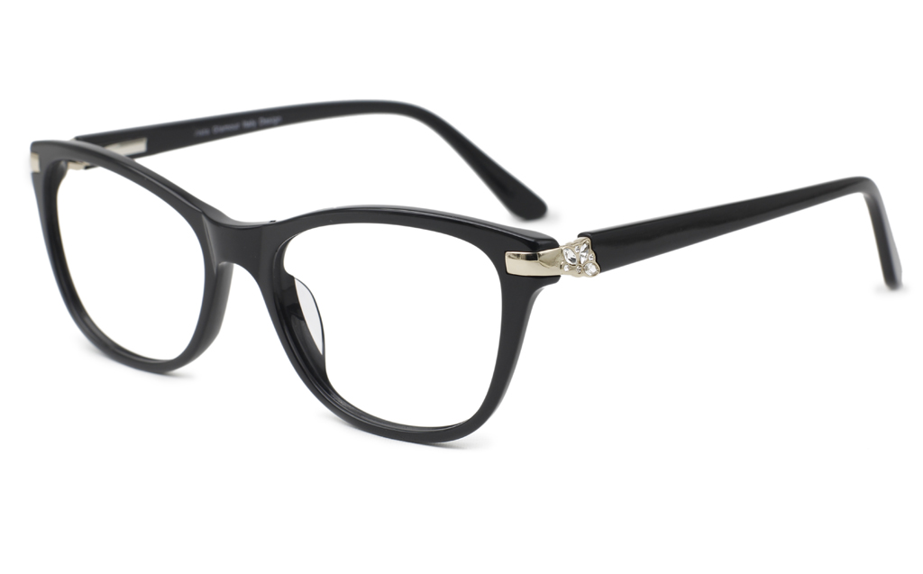 Full-Rim women Acetate glasses 0891