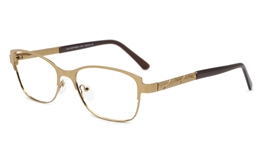 Oval Cat Eye glasses 6077