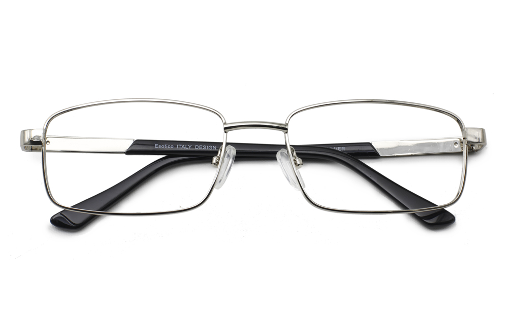 Men Rectangle eyeglasses 6668