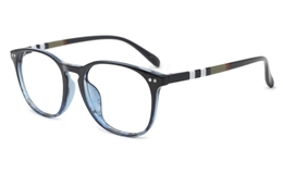 Round Glasses 7031 for Fashion,Classic,Party Bifocals