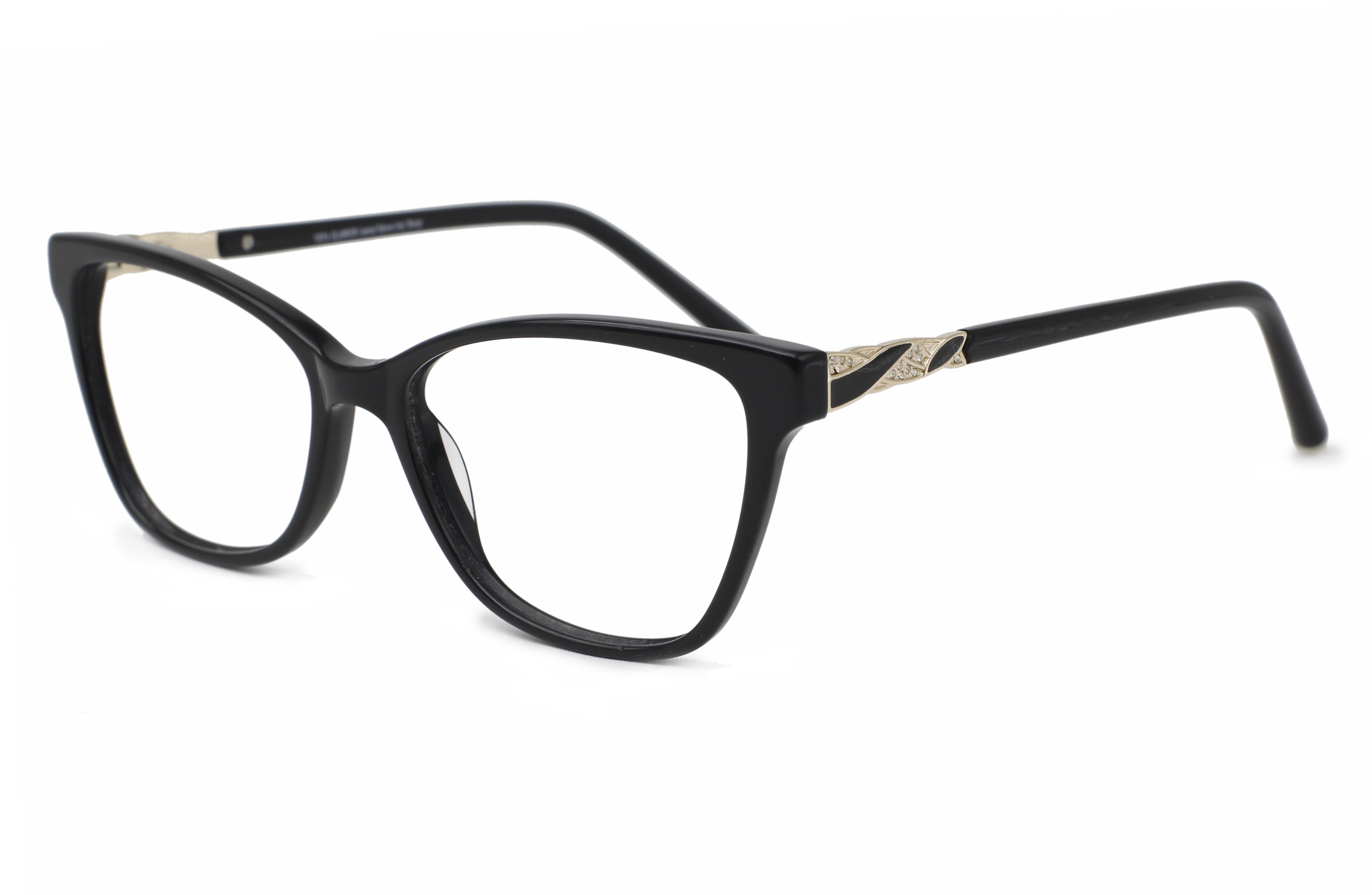 Women Cateye glasses