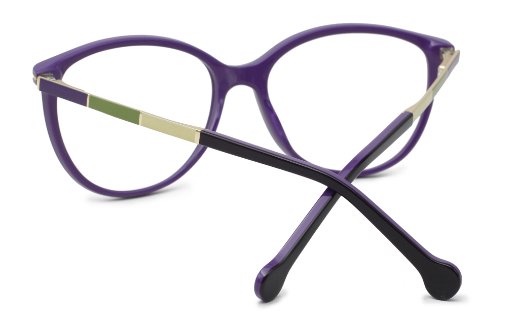 Women Round glasses