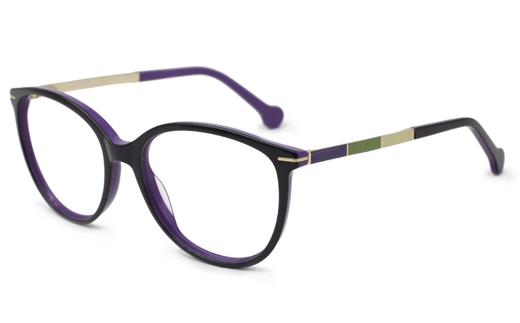 Women Round glasses