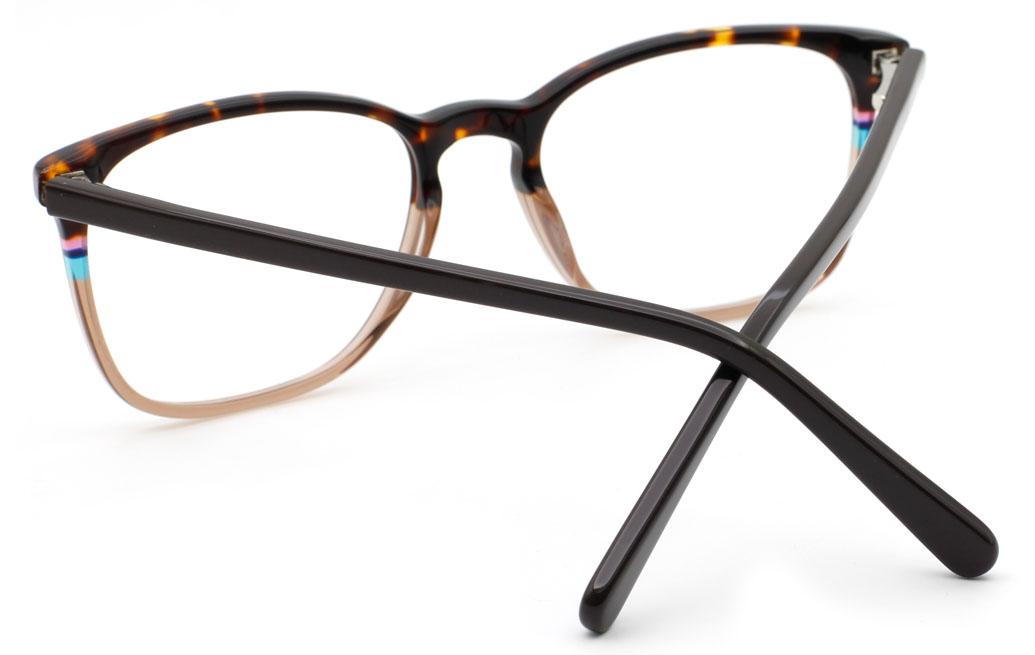 Oval Fashion Glasses