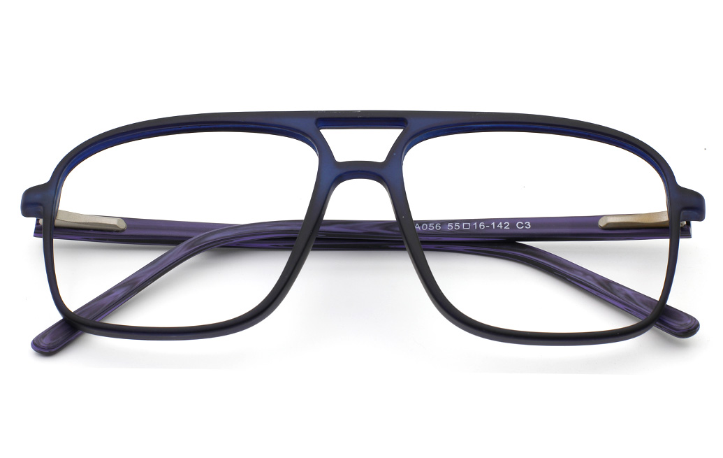 Double Bridge Prescription Glasses
