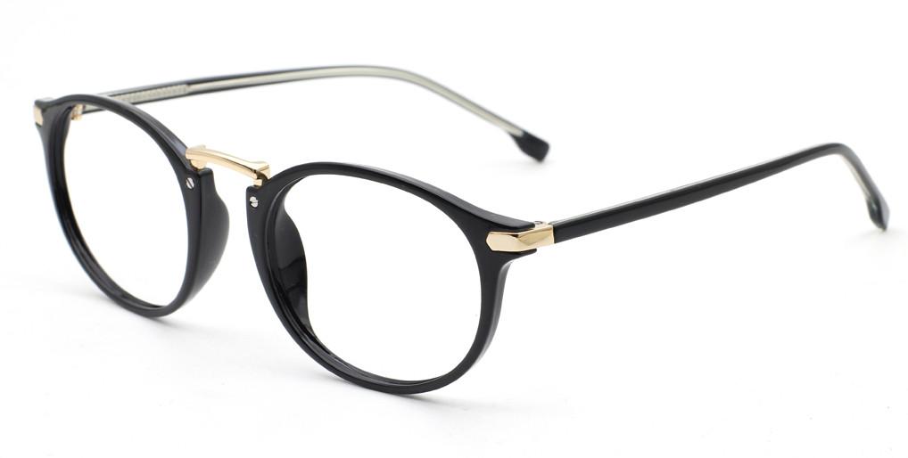 Round Unisex glasses