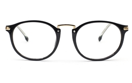 Round Unisex glasses for Fashion,Classic,Party Bifocals