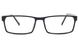 Rectangle Plastic Eyeglasses for Fashion,Classic,Party Bifocals